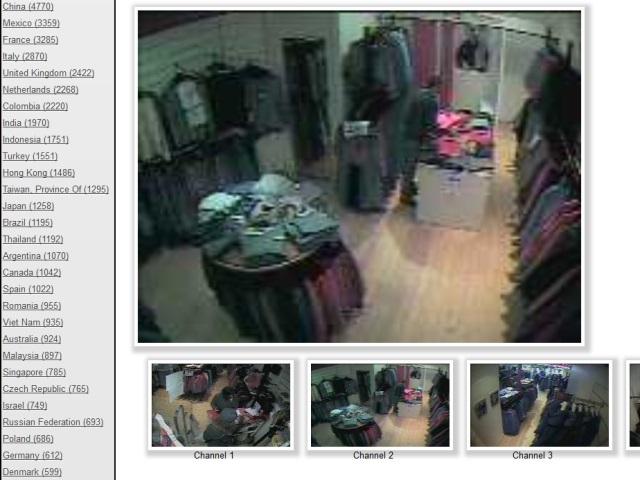 Un exemple à Lyon, un magasin de vêtements - DR
