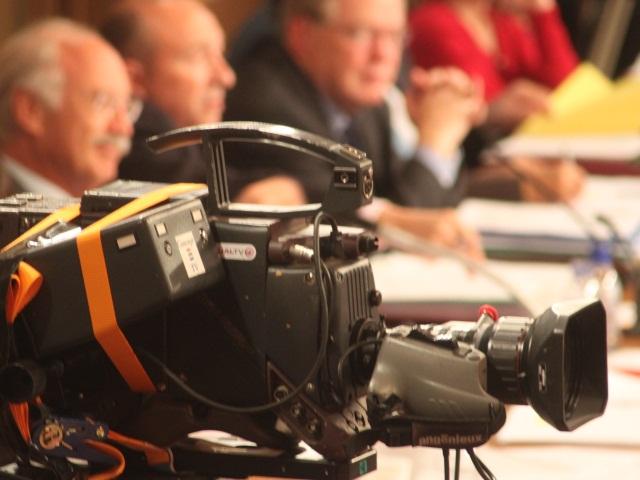 Public Sénat délocalisé à Lyon pour le Sommet Mondial Climat et Territoires
