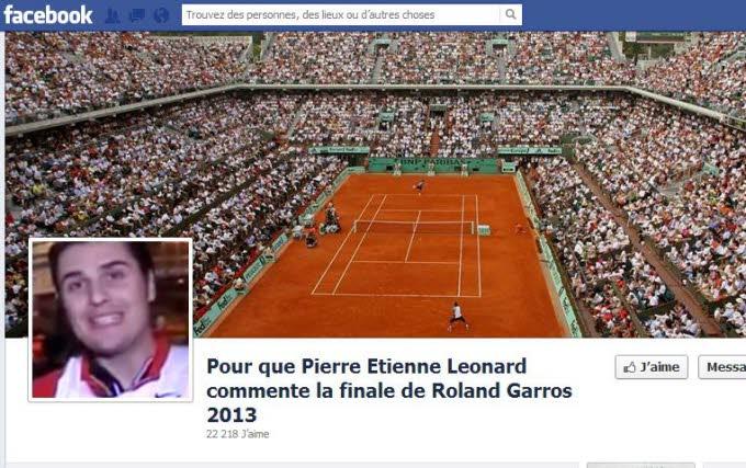 Passé par Lyon, le commentateur fou de Roland-Garros devient une icône chez les fans de tennis