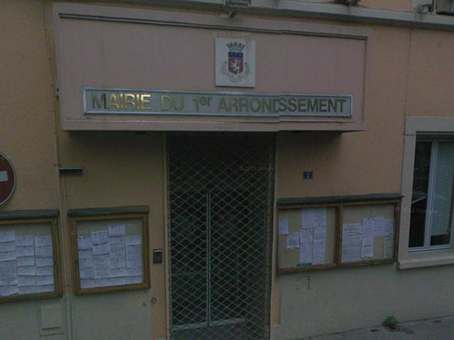 La mairie du 1er arrondissement de Lyon cambriolée ce week-end