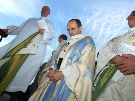 Le cardinal Barbarin reçu par le pape François au Vatican