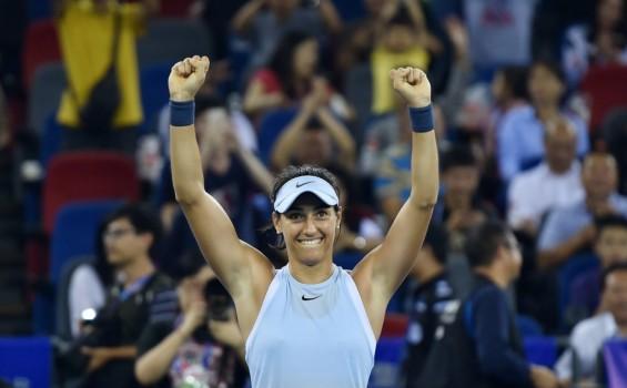 Caroline Garcia remporte le tournoi de Pékin