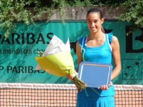 Tennis : Caroline Garcia sortie au premier tour du tournoi de Rome