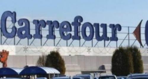 Carrefour a inauguré mardi son premier magasin virtuel à Lyon