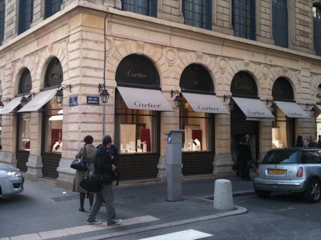 Braquage de la bijouterie Cartier à Lyon : cinq ans de prison ferme pour un complice