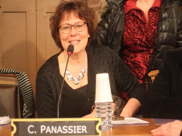 Catherine Panassier à la tête de Grand Lyon Habitat en remplacement d'Olivier Brachet