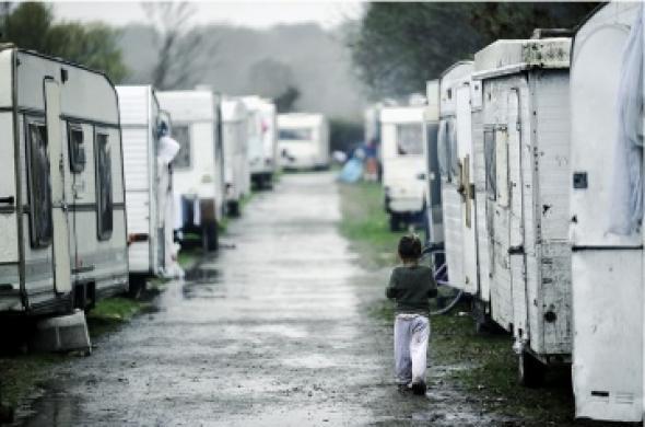 Déjà 61 Roms renvoyés en Roumanie