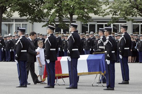 Les obsèques du jeune soldat lyonnais mort en Afghanistan auront lieu lundi en Savoie