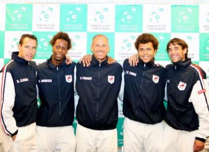 Pas d'avancée dans le dossier de la Coupe Davis