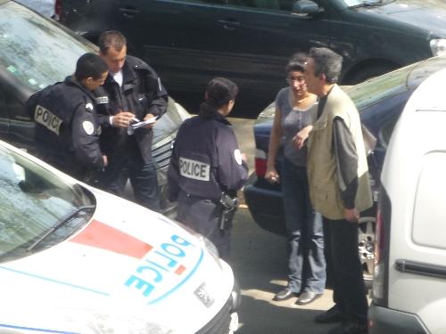 Appel à témoins après un accident dans Lyon 7ème