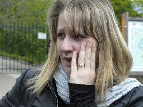 Cécile Bourgeon devant la justice en tant que victime d'un violeur présumé
