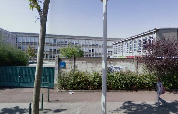 La grève se poursuit au collège Mermoz dans le 8e arrondissement