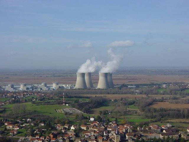 Centrale nucléaire du Bugey : un gros dispositif de sécurité déployé… pour un portail mal fermé
