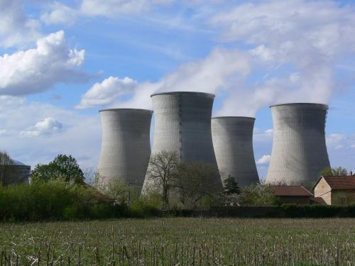 La centrale nucléaire du Bugey - DR