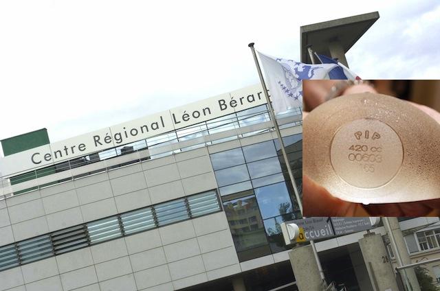Prothèses PIP : une soixantaine de patientes implantées à Léon Bérard