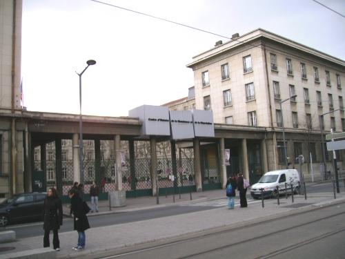 Ivre, il tente de cambrioler le musée de la Résistance à Lyon