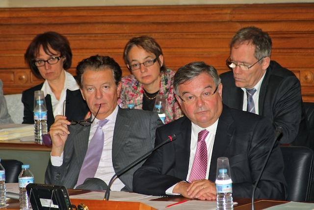 Réforme territoriale et Roms au Conseil général