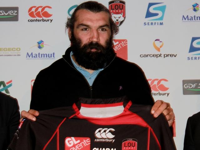 """Sébastien Chabal : """"Je ne suis pas en pré-retraite au LOU Rugby !"""""""