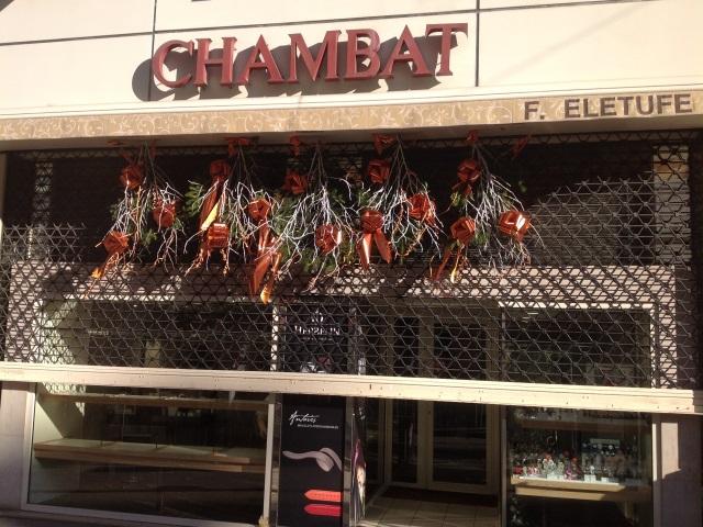 Lyon : la bijouterie Chambat braquée ce jeudi
