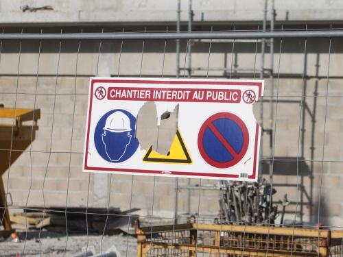 Lyon: un ouvrier fait une chute mortelle