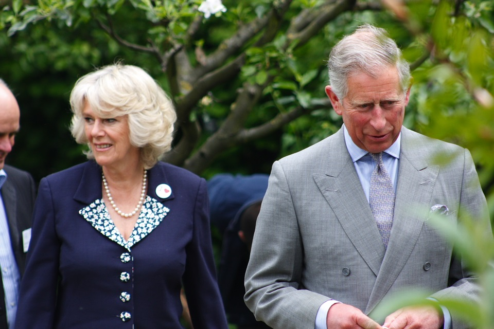 Le prince Charles et Camilla ont testé les spécialités lyonnaises — Visite royale