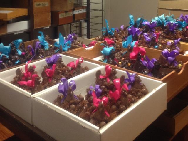 Fête de Pâques : le chocolat dans tous ses états à la maison Bernachon