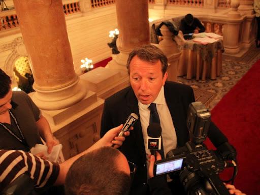 Municipales à Lyon : Christophe Boudot débute le terrain pendant la primaire UMP