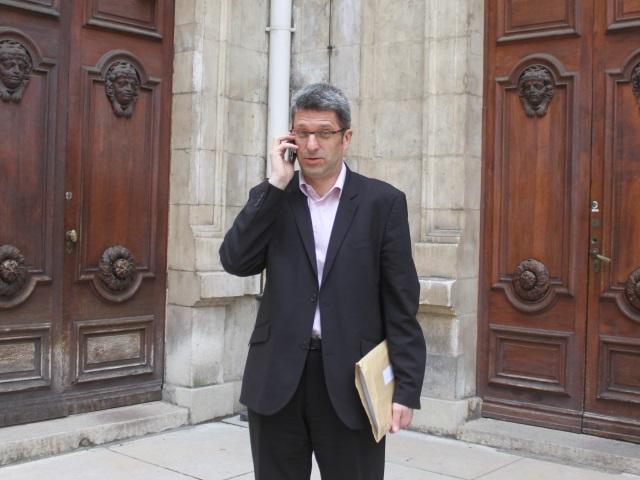 """Municipales à Lyon : les flash-ball pour la police municipale, """"un coup de com'"""" selon Geourjon (UDI)"""