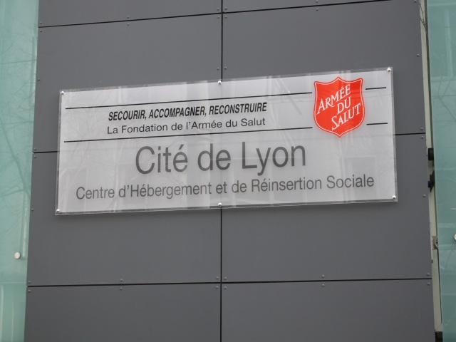 """Lyon : une nouvelle """"Cité"""" pour les plus démunis"""