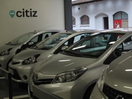Le service d'autopartage Citiz LPA débarque sur le campus de la Doua