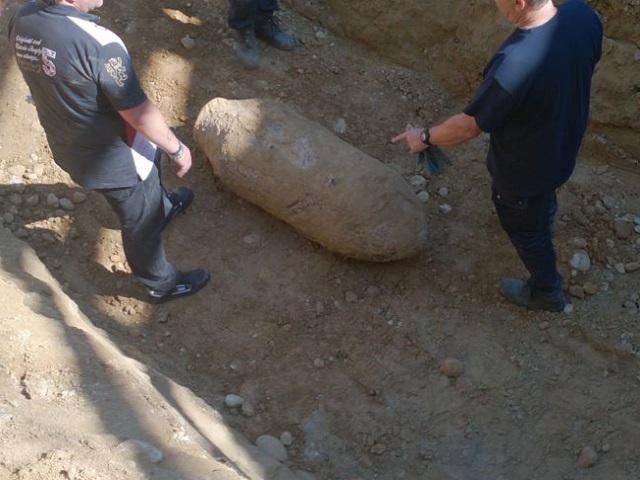 Vénissieux : la bombe américaine a été désamorcée