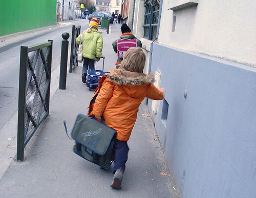 Lyon : mobilisation des enseignants contre la réforme des rythmes scolaires