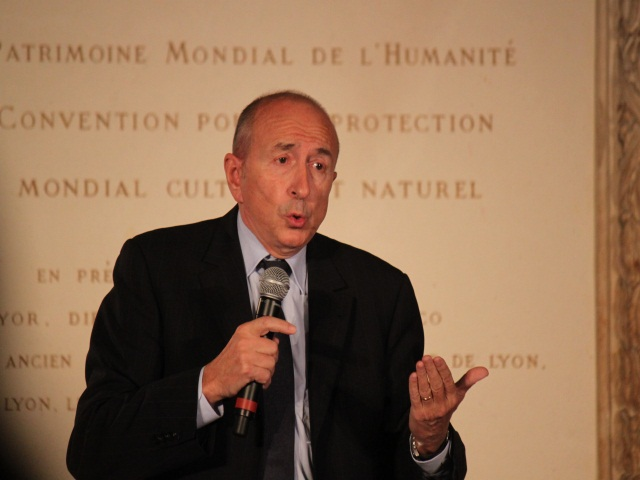 Avec Gérard Collomb, Lyon a déjà un maire de droite selon Raffarin