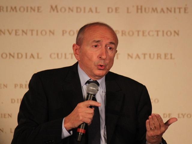 """Gérard Collomb préparerait """"une action coup-de-poing sur le programme de Hollande"""""""