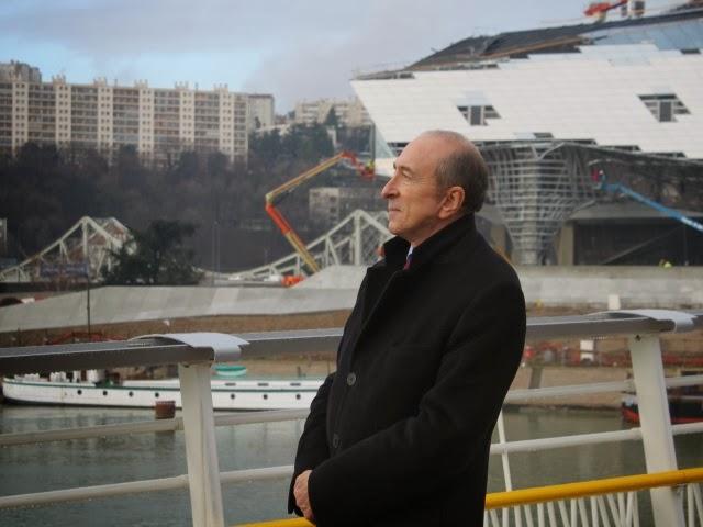 Municipales à Lyon : Gérard Collomb présentera ses têtes de listes mardi prochain
