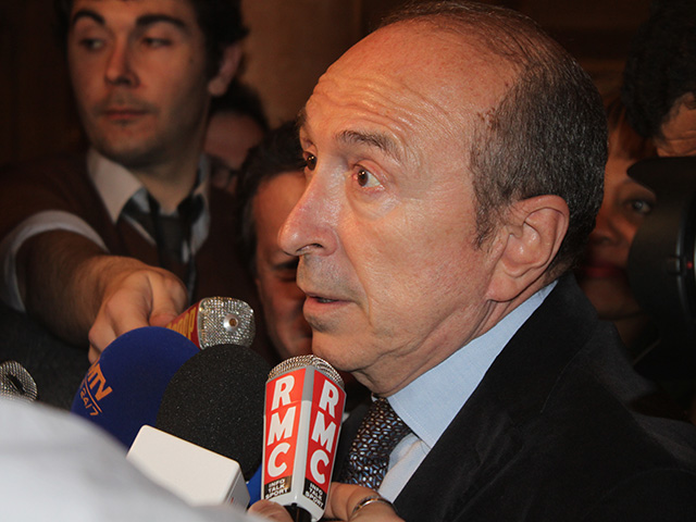 Municipales à Lyon : la réaction de Gérard Collomb (PS)
