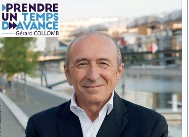Gérard Collomb en 2013 mais en 2019 - DR
