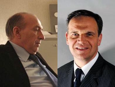 Collomb / Buffet : entre latinistes distingués...
