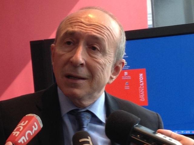 """Collomb sur les départementales : """"les résultats ne m'étonnent pas, ils étaient attendus"""""""