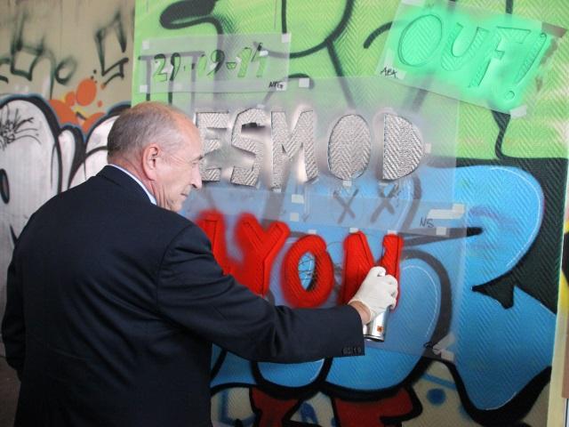 Lyon : la première pierre de la nouvelle école ESMOD a été posée !
