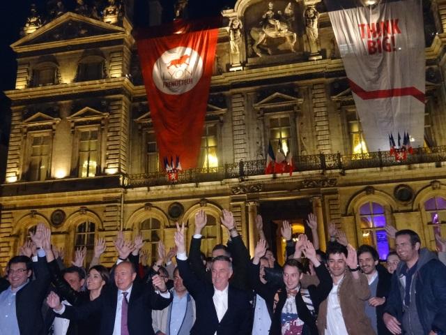 Label Lyon French Tech : l'association créée le 20 mai prochain