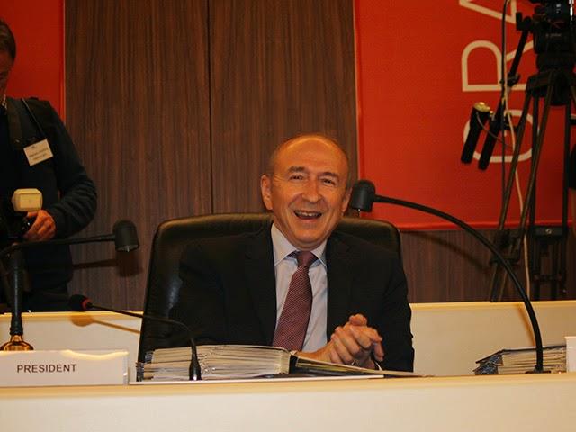 Grand Lyon : les vice-présidents de Collomb désignés ce mercredi