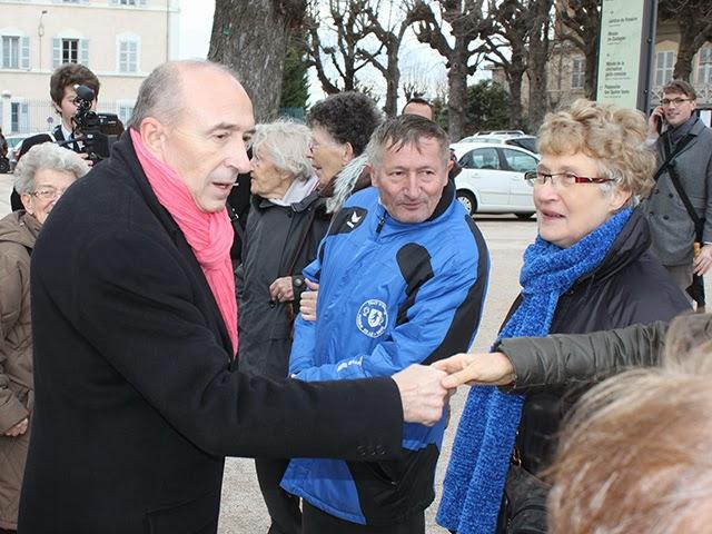 Selon Challenges, le meilleur maire de France, finalement, c'est Gérard Collomb