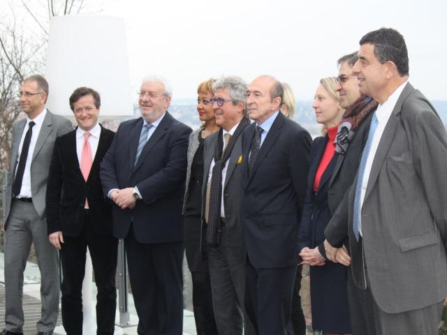 Municipales à Lyon : Collomb donne un coup d'accélérateur à sa campagne