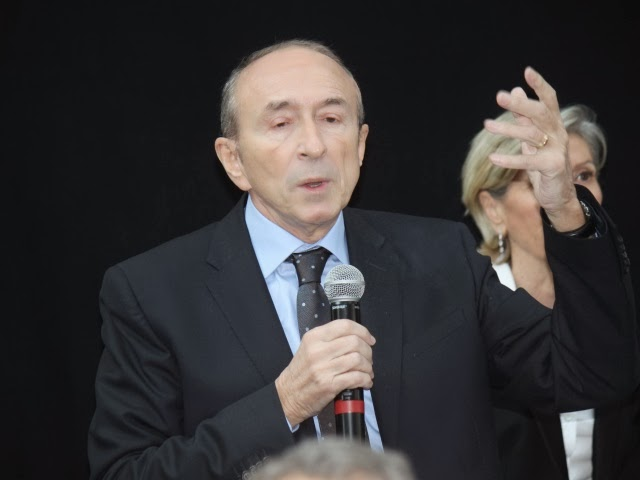Municipales à Lyon : Gérard Collomb inaugure son local de campagne ce mardi