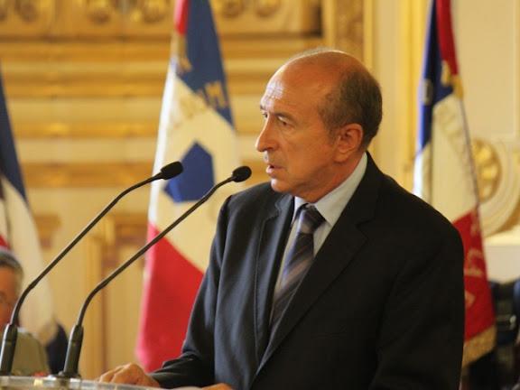 Gérard Collomb réagit après la mort de quatre soldats français en Afghanistan