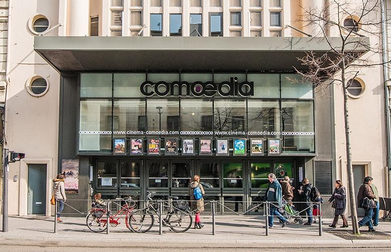 Comoedia : 5 courts-métrages pour un 1er ciné !