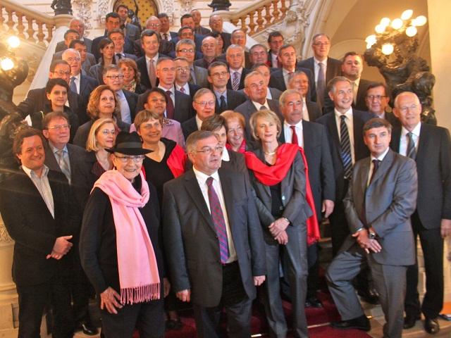 Le redécoupage du nouveau département du Rhône soumis au vote du Conseil Général