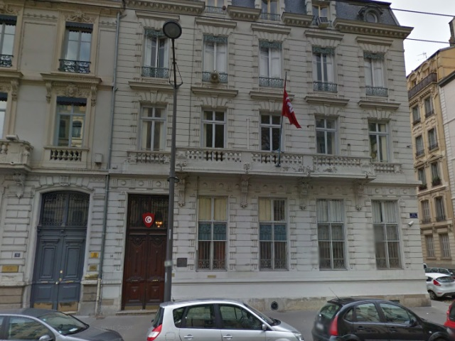 Lyon : 450 passeports vierges volés lors du cambriolage du consulat de Tunisie