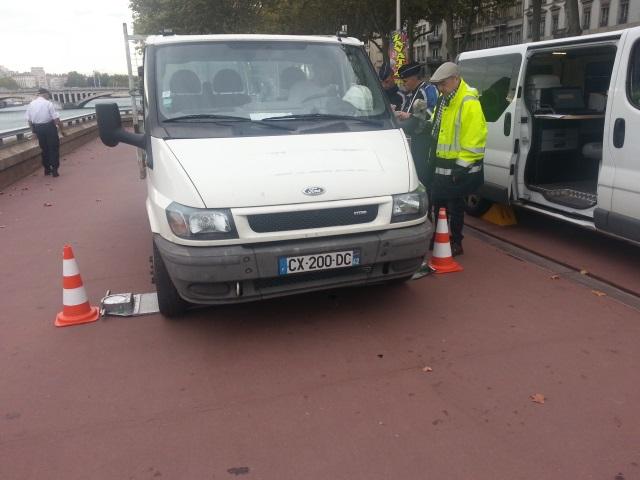 Opération de contrôles des transports routiers : une cinquantaine d'infractions relevées